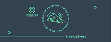 Pizza Time Facebook cover