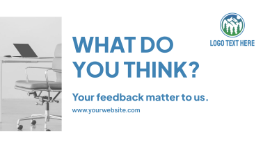Take Our Survey Facebook event cover