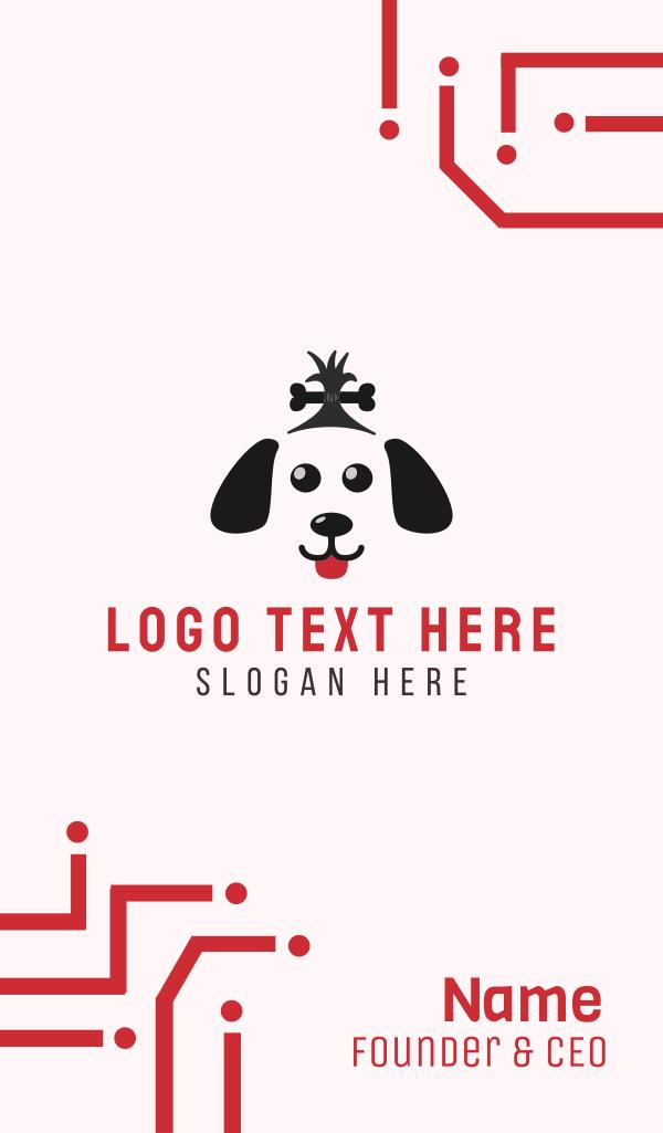 Dog Stylist Business Card