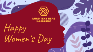 International Women's Day Facebook event cover