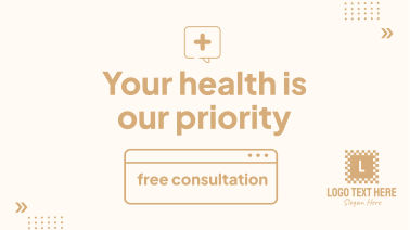 Your Health Is Our Priority Facebook event cover