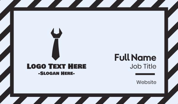 promotion - Job Gear Business card horizontal design