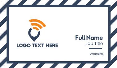 Wifi Locator Business Card