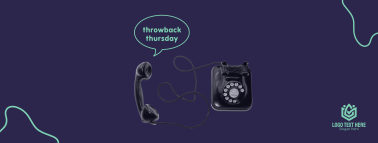 Telephone TBT Facebook cover