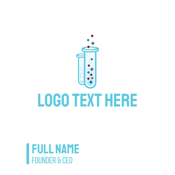 Lab Tubes Business Card