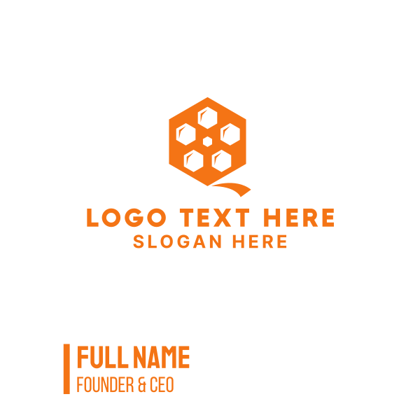 Hive Reel Business Card