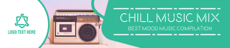 Chill Music SoundCloud banner