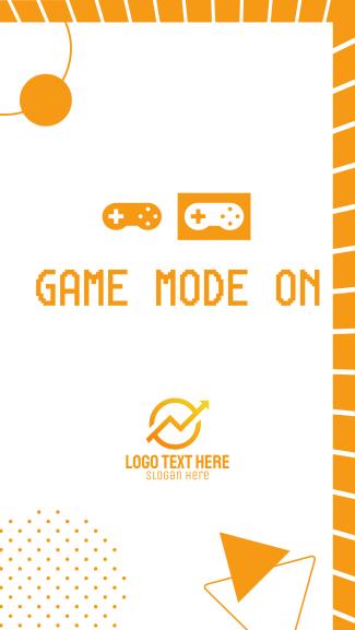 Gamer Branding Facebook story