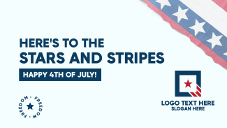 Stars and Stripes Facebook event cover