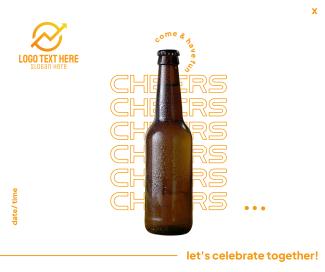 Let's Celebrate Facebook post