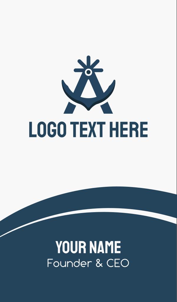 Arctic Anchor Business Card
