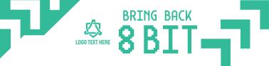 Bring Back 8 Bit Twitch Banner