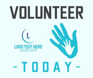 Volunteer Today Facebook post