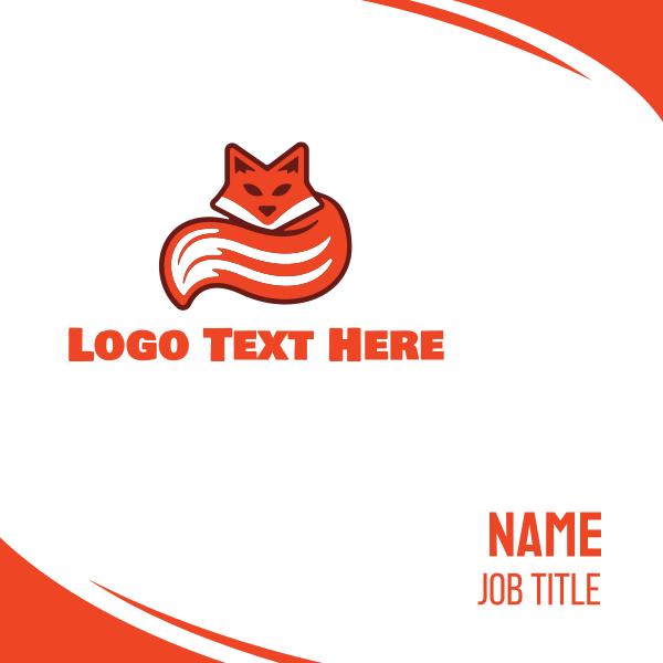 Tiny Fox Business Card