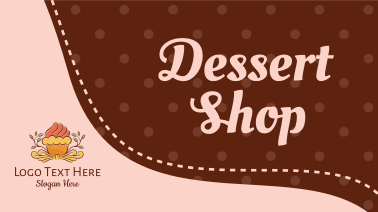 Dessert Shop Facebook event cover