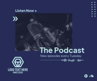 Podcast Stream Facebook post
