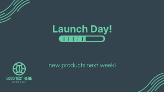 Loading Launch Day Facebook event cover