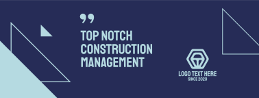 Construction Agency Testimony Facebook cover