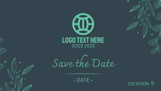 Save the Date Ornamental Plant Facebook event cover
