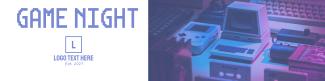 Game Night Twitch banner