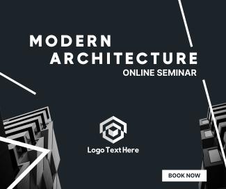 Contemporary Architecture Studio Facebook post