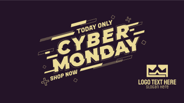 Cyber Monday Facebook event cover