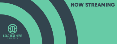 Circle Streaming Cover Facebook cover