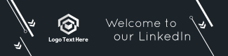 Modern Business LinkedIn banner