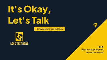 General Consultation Facebook event cover