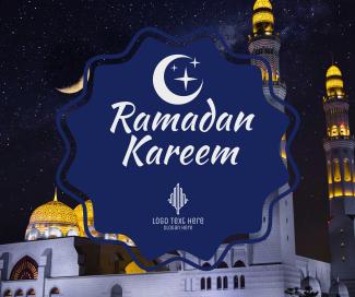 Ramadan Facebook post
