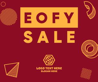 EOFY Sale Facebook post