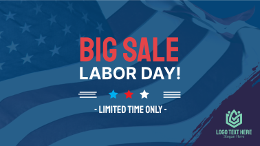 Big Sale Labor Day Facebook event cover