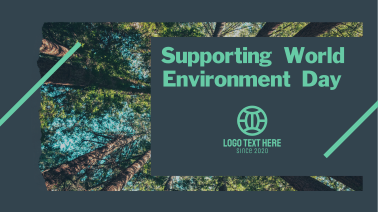 World Environment Day Facebook event cover
