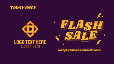 Flash Sale Thunder Facebook event cover