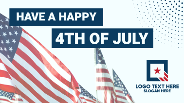 Have A  Happy 4th Of July Facebook event cover