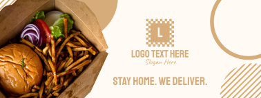 Package Delivery Facebook cover