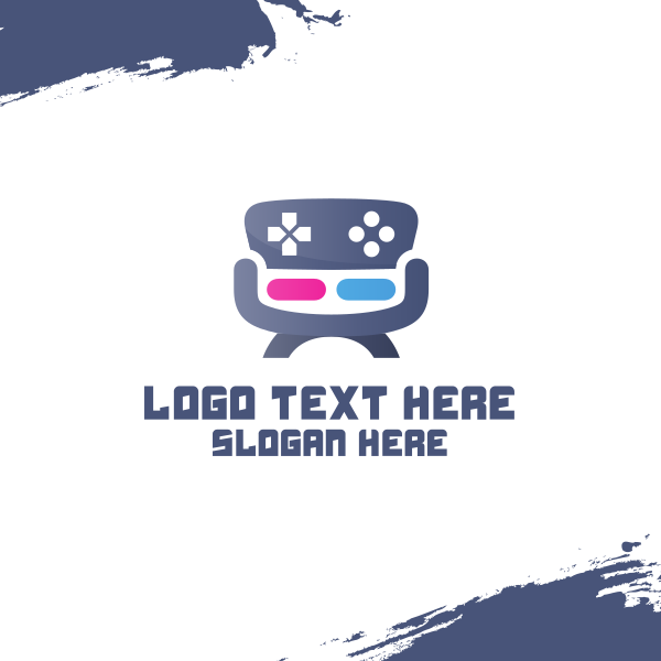 Gaming Chair Business Card