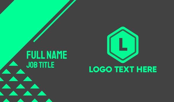 web designer - Web Design Firm Business card horizontal design