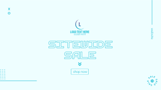 Sitewide Sale Facebook event cover