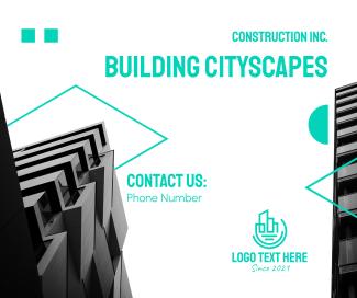 Cityscape Construction Facebook post
