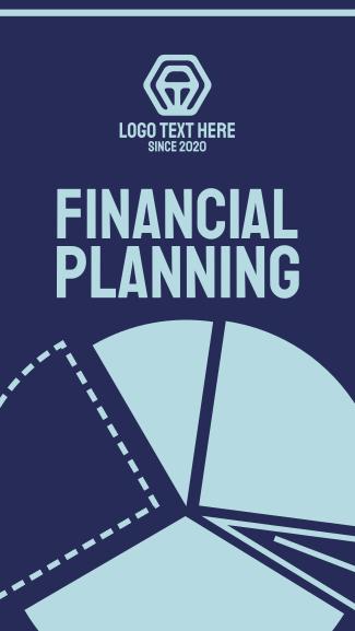 Finances Facebook story