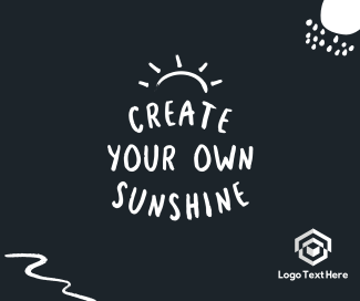 Create Your Own Shine Facebook post