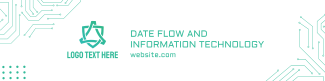 Data Flow and IT LinkedIn banner