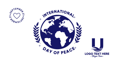 International Day of Peace Facebook event cover