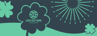 St. Patrick's Day Facebook cover