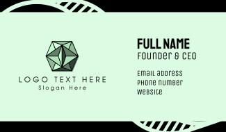 Green Gem Business Card