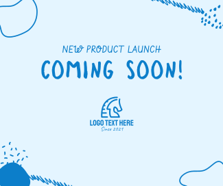 Launch Day Soon Facebook post