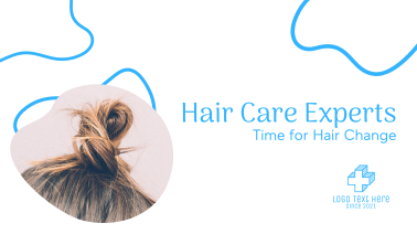 Time for Hair Change  Facebook event cover