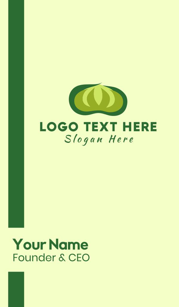Green Cotton Business Card