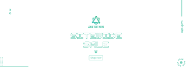 Sitewide Sale Facebook cover